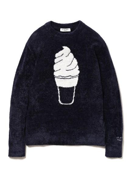 【GELATO PIQUE HOMME】'smoothie'印花上衣