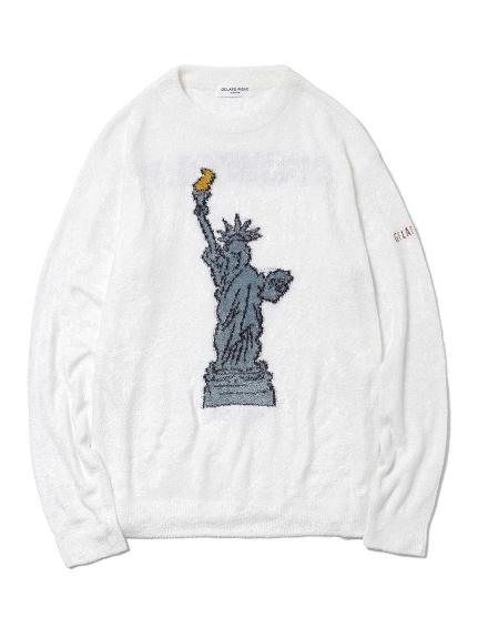 【GELATO PIQUE HOMME】'smoothie'紐約提花上衣