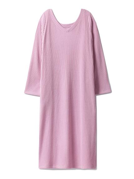 螺紋連身裙