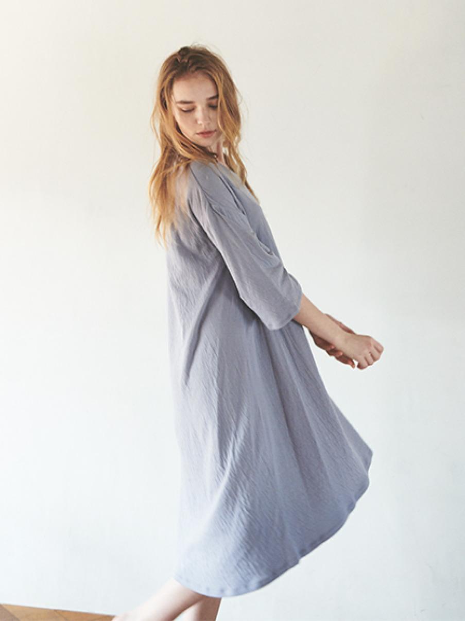 有機棉連身裙