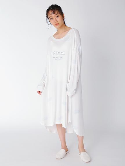 moco moco雲朵洋裝