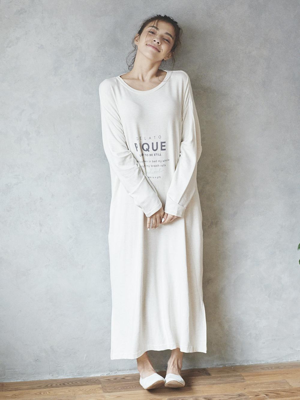 嫘縈LOGO洋裝