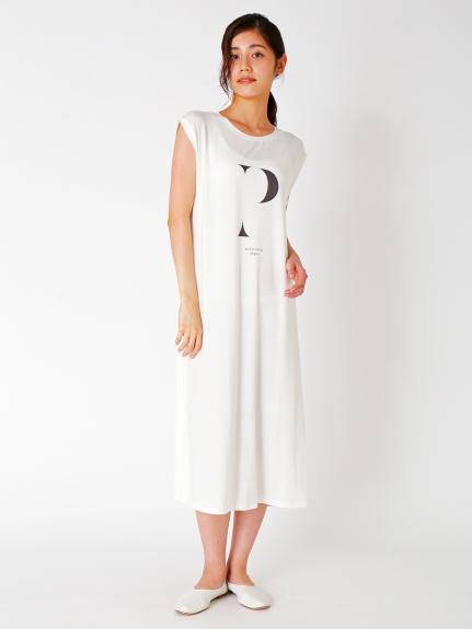 P LOGO嫘縈洋裝