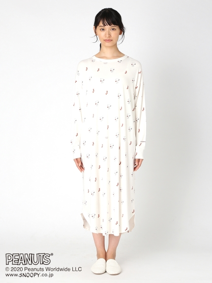 【PEANUTS】SNOOPY洋裝