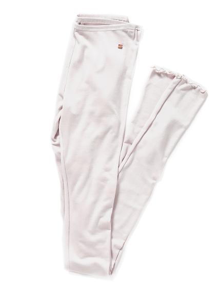 素面滾邊造型內搭褲