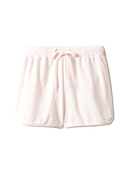 純色LOGO短褲