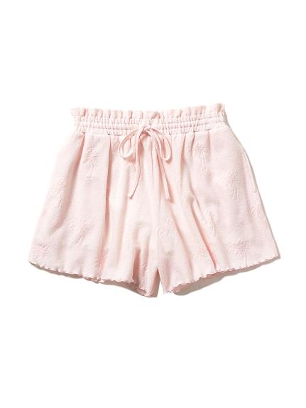 棕櫚樹緹花短褲