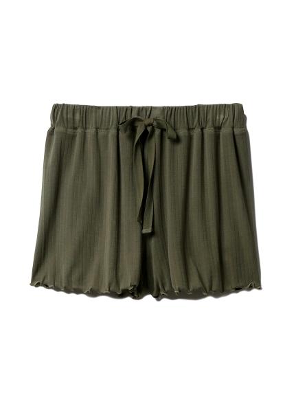 輕量莫代爾羅紋短褲