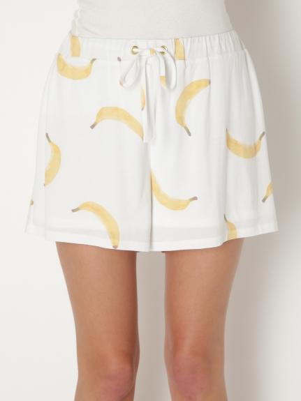 水果彩繪短褲
