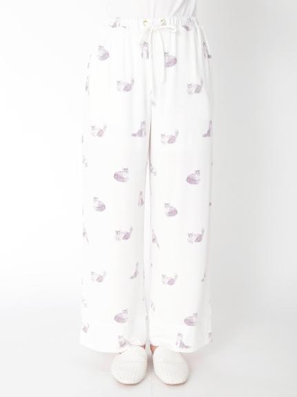 【Halloween限定】貓咪長褲