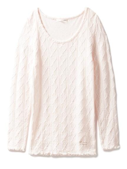 編織造型上衣