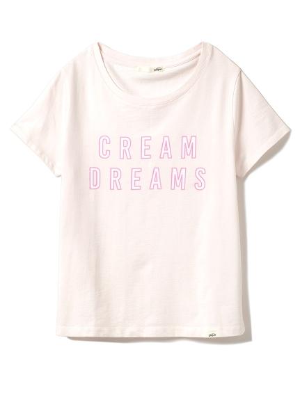 純色LOGO T-shirt