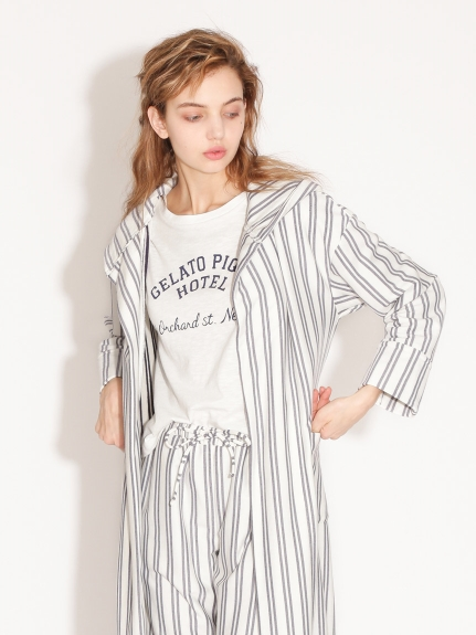 HOTEL字母T-shirt