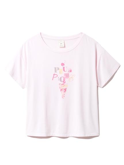 冰淇淋印花T-shirt上衣