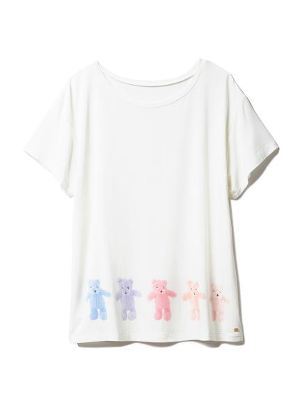 泰迪熊主題T-shirt