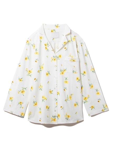 花朵圖案襯衫