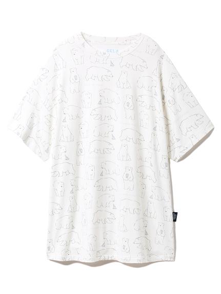 【北極熊主題】涼感T-shirt