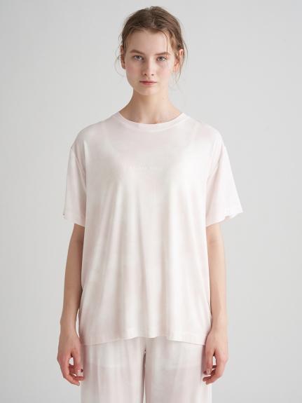 紮染嫘縈T-Shirt