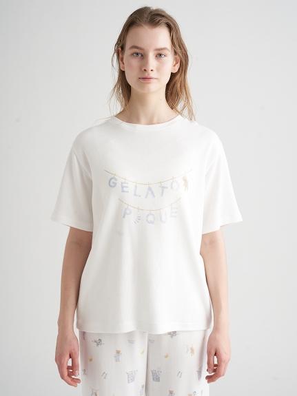 早晨小熊插畫T-Shirt