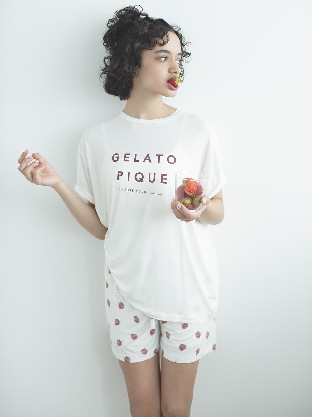 5色 LOGO 嫘縈T-Shirt