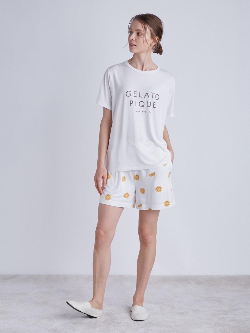 秋色嫘縈LOGO T-Shirt