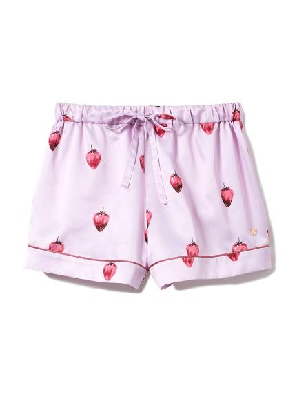 草莓巧克力短褲