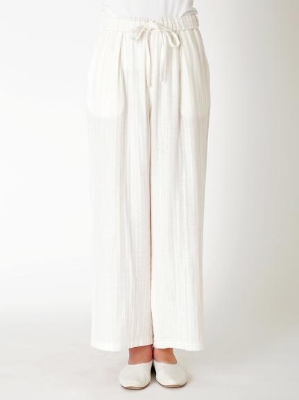 純棉紗長褲