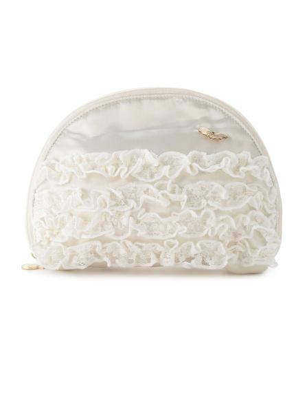 蕾絲造型收納包