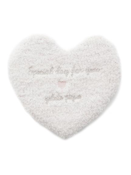 ' powder ' 愛心刺繡收納包