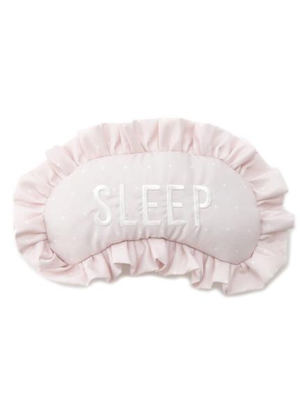 SLEEP LOGO眼罩造型收納包