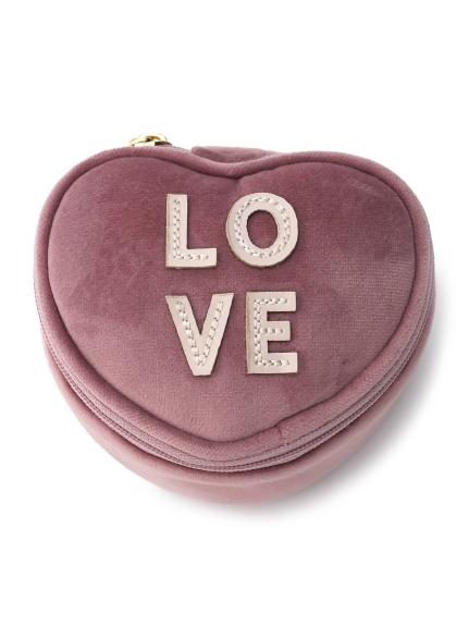 愛心造型飾品盒