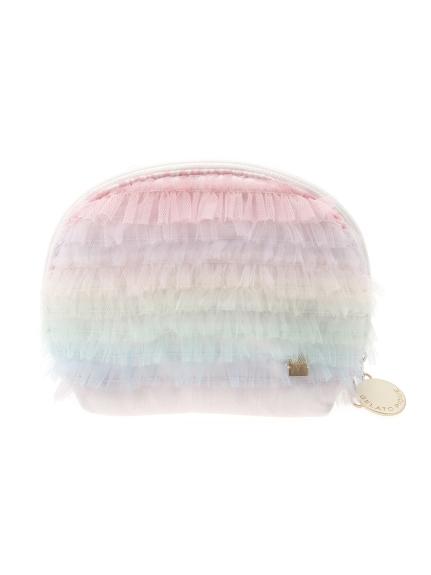 10色薄紗收納包