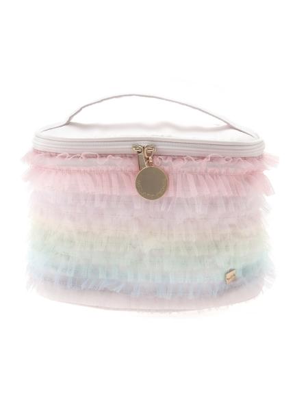 10色薄紗手提收納包