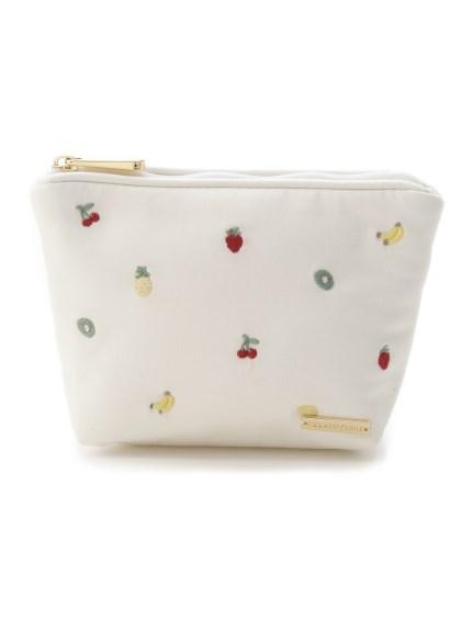 水果刺繡面紙包