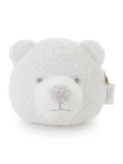 白熊 再生MOCO 造型面紙包