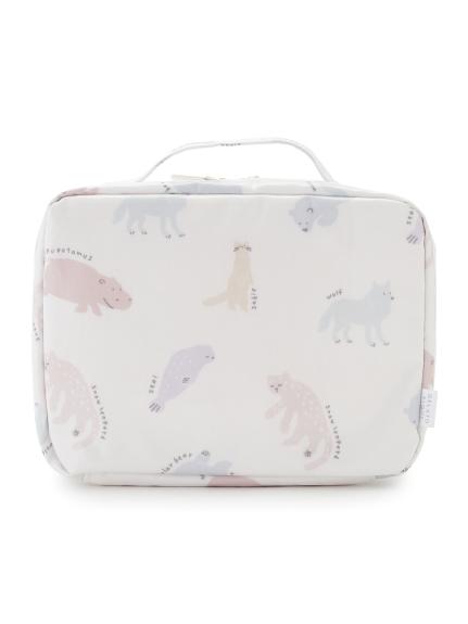 【旭山動物園】動物圖畫尿布包