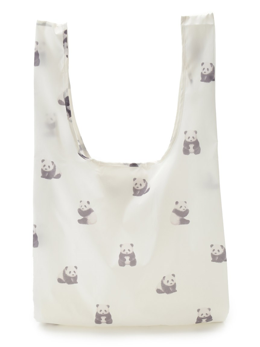 熊貓圖案環保袋
