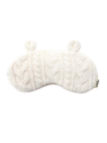 北極熊麻花眼罩