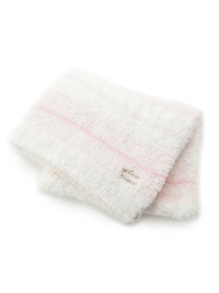 ' gelato ' 4條紋毛毯