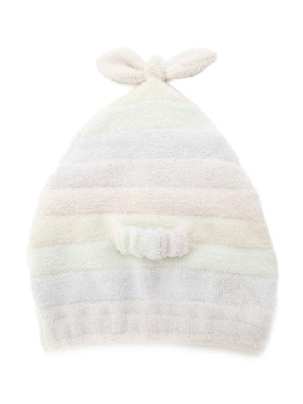 彩虹造型髮帽
