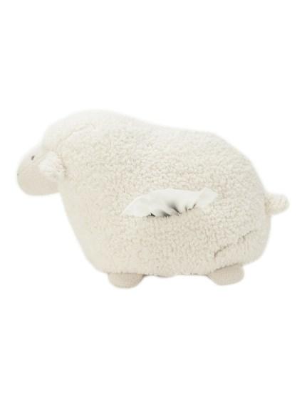 綿羊造型面紙盒