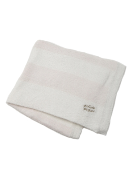 ' smoothie ' 2條紋毛毯