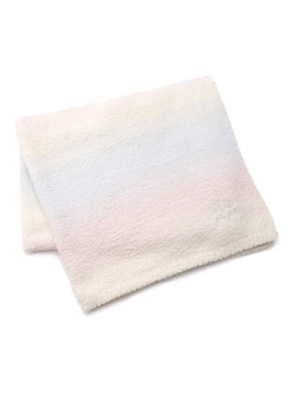 ' powder ' 甜美漸層毛毯
