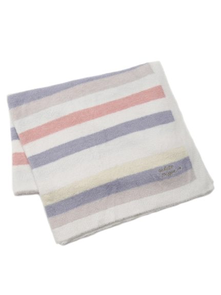 ' smoothie ' 5條紋毛毯