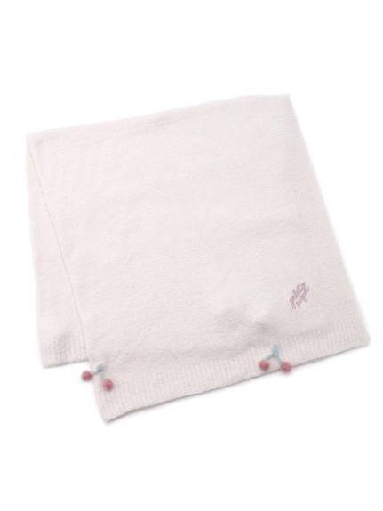 ' smoothie ' 櫻桃造型小毯