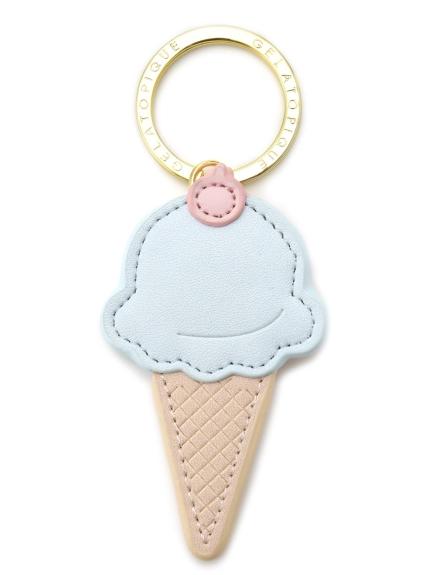 冰淇淋模樣鑰匙圈