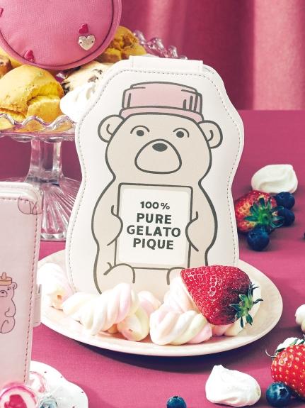 honey bear造型隨身鏡