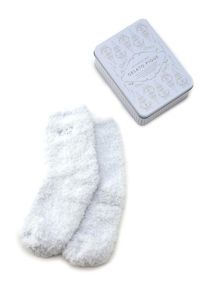 【10th限定】紋章圖樣方罐&襪子組