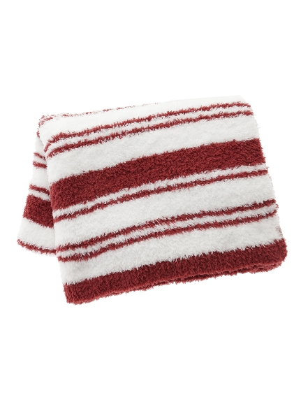 ' gelato ' 條紋毛毯