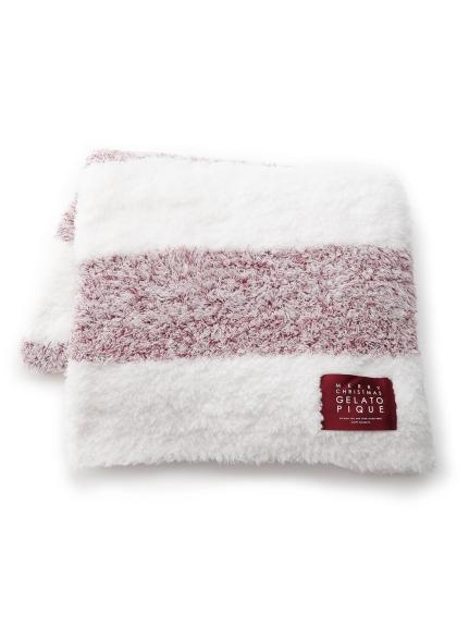 【聖誕節限定】'gelato'2條紋毛毯